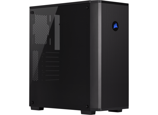 Corsair Carbide Series 175R RGB Tempered Glass Mid-Tower ATX Gaming Case — Black