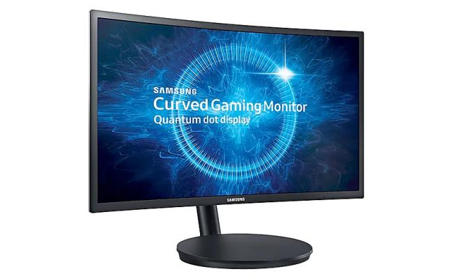 "Samsung LC24FG70 24"" 144Hz Curved Gaming Monitor"