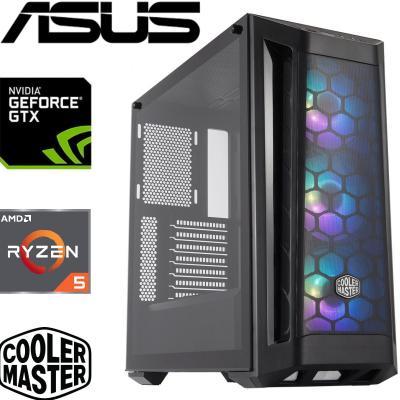 AMD RYZEN 5 3600 // GTX 1660 // 16GB RAM - Gaming Build