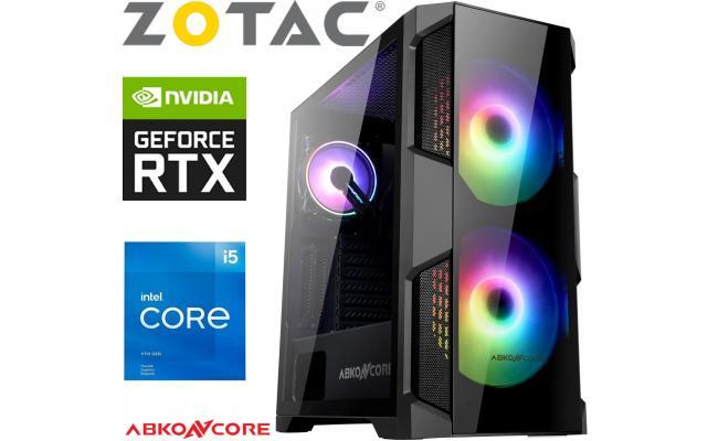 INTEL CORE i5 11400F // RTX 3060 Ti 8GB // 16GB RAM - Gaming Build