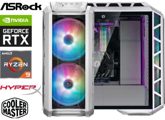 AMD RYZEN 9 5950X // RTX 3080 Ti // 32GB RAM - Gaming Build