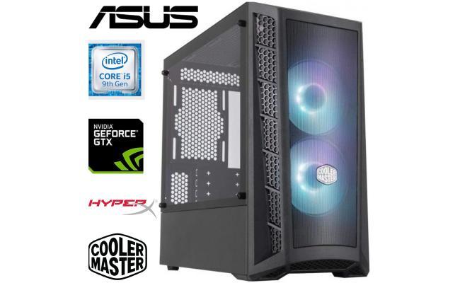 INTEL CORE i5 9400F // GTX 1650 // 8GB RAM - Gaming Build