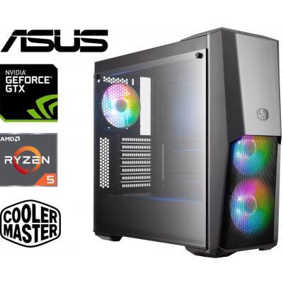 AMD RYZEN 5 3500 // GTX 1660 // 16GB RAM - Gaming Setup