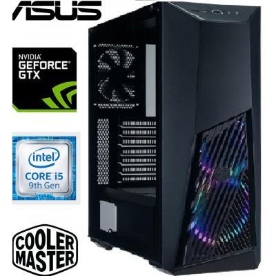 INTEL CORE i5 9400F // GTX 1660 // 8GB RAM - Gaming Build