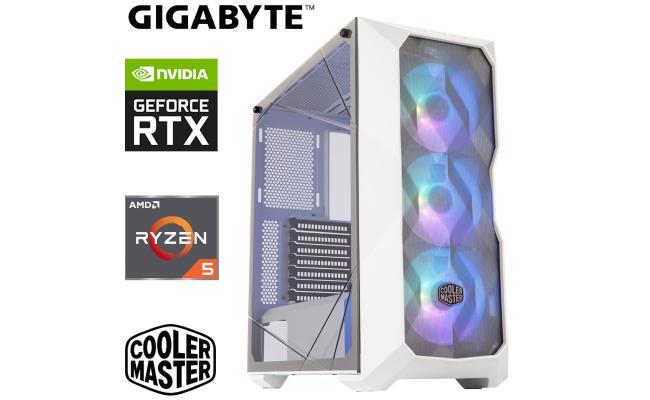 AMD RYZEN 5 3600 // RTX 3060 // 16GB RAM - Gaming Build