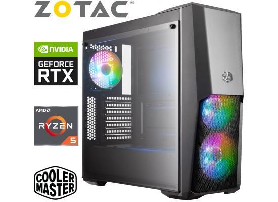 AMD RYZEN 5 3600 // RTX 3070 // 16GB RAM - Gaming Build