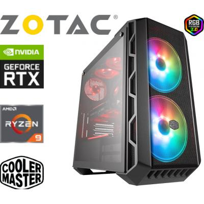 AMD RYZEN 7 5900X // RTX 3080 TI // 32GB RAM - Gaming Setup