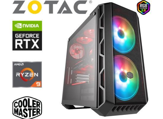 AMD RYZEN 9 5900X // RTX 3080 TI // 32GB RAM - Gaming Setup