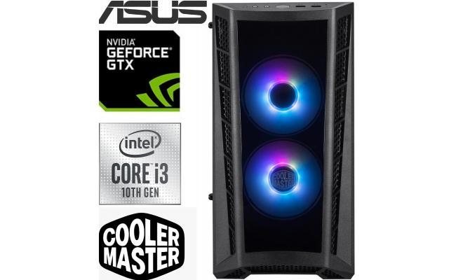 INTEL CORE I3 10100F // GTX 1650 // 8GB RAM - Gaming Build