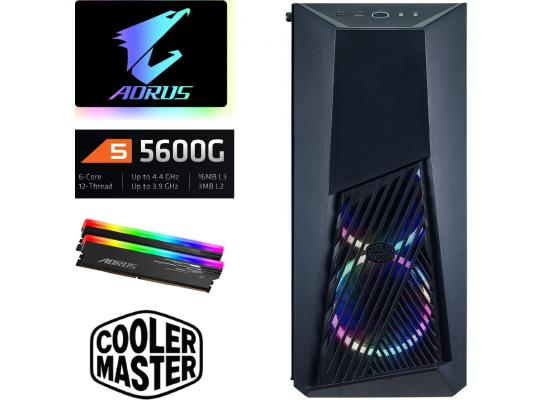 AMD RYZEN 5 5600G // VEGA 7 INTEGRATED GRAPHICS // 16GB RAM  - Build