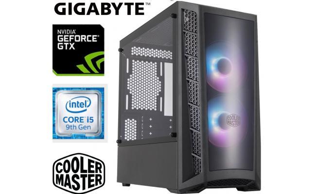 INTEL CORE i5 9400F // GTX 1650 Super  // 8GB RAM - Gaming Build