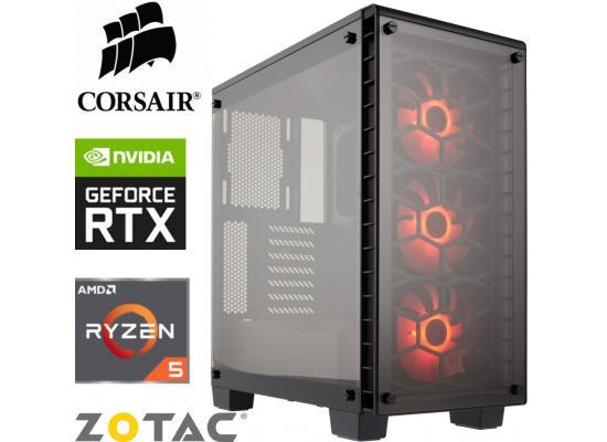 AMD RYZEN 5 5600X // RTX 3070 // 16GB RAM - Gaming Build