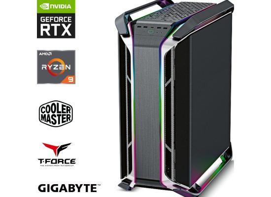 AMD RYZEN 9 3900X // RTX 3080 Ti // 32GB RAM - Gaming Build