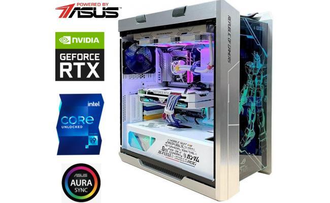 INTEL CORE i9 11900K // RTX 3080 Ti // 16GB RAM - Gaming Setup