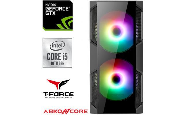 INTEL CORE i5 10400F // GTX 1650 Super // 16GB RAM - Gaming Build