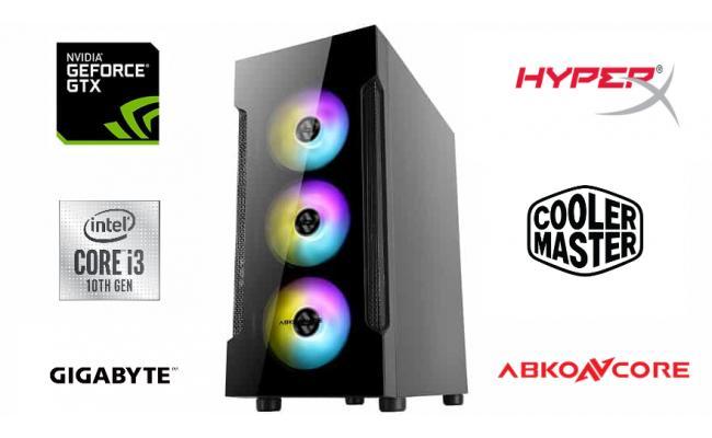 INTEL CORE I3 10100F // GTX 1650 // 8GB RAM - Build