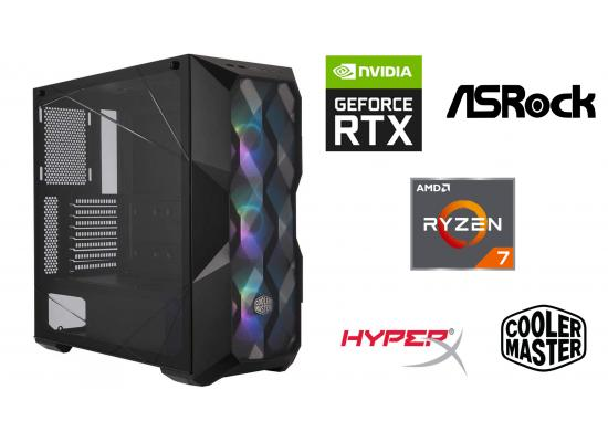AMD RYZEN 7 3700X // RTX 3060 // 16GB RAM  - Gaming Build