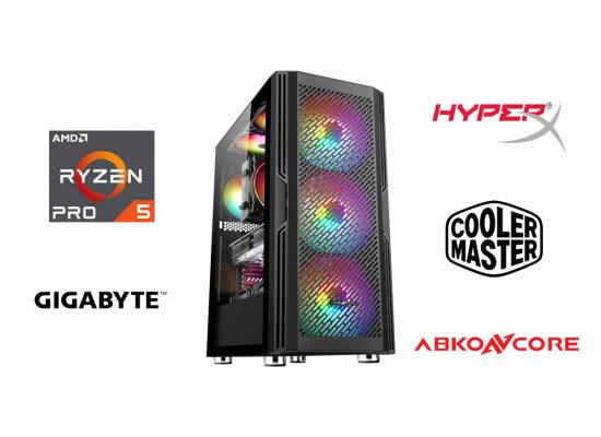 AMD RYZEN 5 PRO 4650G // VEGA 7 INTEGRATED GRAPHICS // 16GB RAM  - Gaming Build