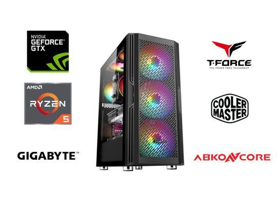 AMD RYZEN 5 3600 // GTX 1660 Super // 16GB RAM - Gaming Build
