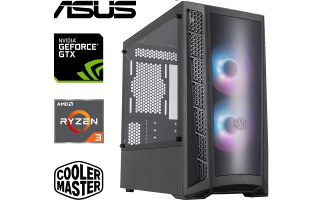 AMD RYZEN 3 3100 // GTX 1650 // 8GB RAM - Gaming Build