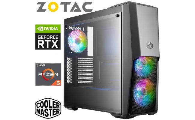 AMD RYZEN 5 5600X // RTX 3060 Ti  // 16GB RAM - Gaming Build