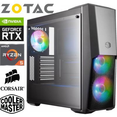 AMD RYZEN 5 5600X // RTX 3070 Ti // 16GB RAM - Gaming Build