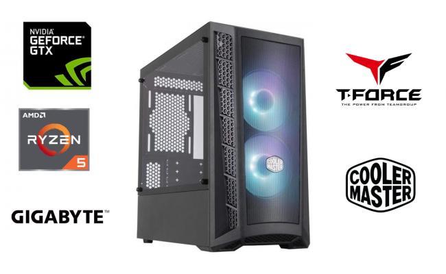 AMD RYZEN 5 3500X // GTX 1650 // 8GB RAM - Gaming Build