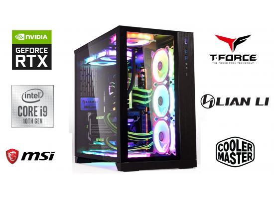 INTEL CORE I9 10900K // RTX 3090 // 16GB RAM - Gaming Build