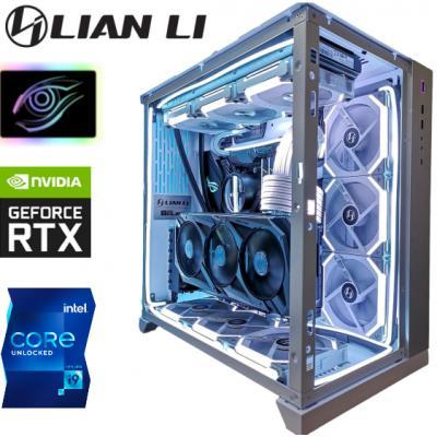 INTEL CORE i9 11900K // RTX 3070 Ti // 32GB RAM - Lian Li White Build