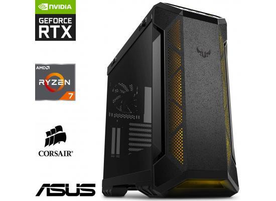 AMD RYZEN 7 3700X // RTX 3060 // 16GB RAM - ASUS TUF BUILD