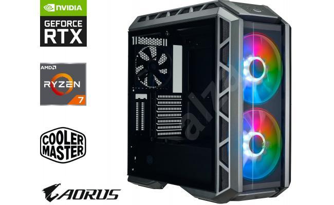 AMD RYZEN 7 5800X // RTX 3070 AORUS // 16GB RAM - Gigabyte Gaming Build