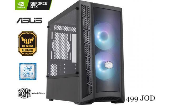 Intel GAMING PC Core i5 9400F //ASUS GTX 1650 DUAL