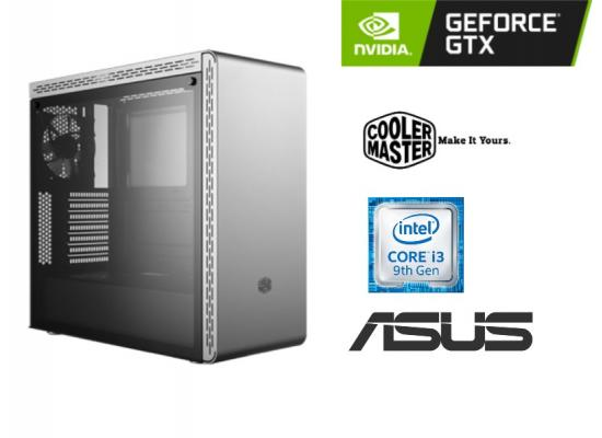 OS GAMING Intel® Core™ i3-9100f , Asus GTX 1650 PH