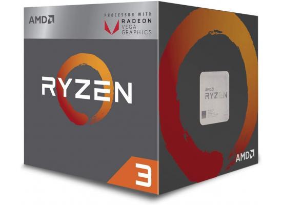 AMD Ryzen™ 3 2200G with Radeon™ Vega 8 Graphics Up to 3.7GHz