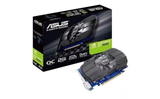 Asus Phoenix GT 1030 OC edition 2GB GDDR5