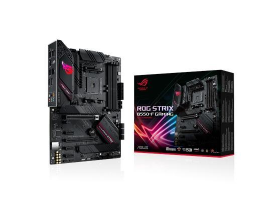 ASUS ROG STRIX B550-F GAMING AMD AM4 B550 ATX gaming motherboard
