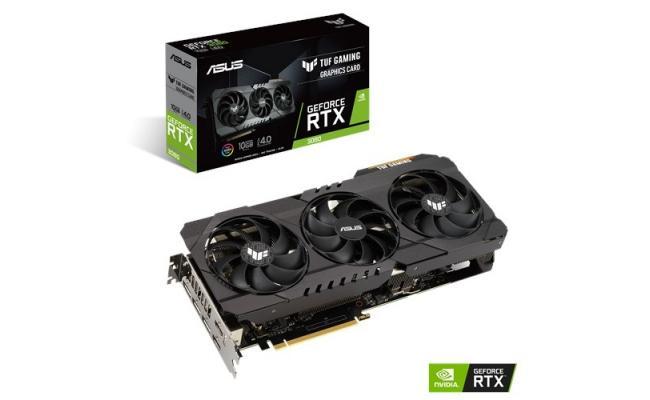ASUS TUF Gaming GeForce RTX™ 3080-O10G GDDR6X