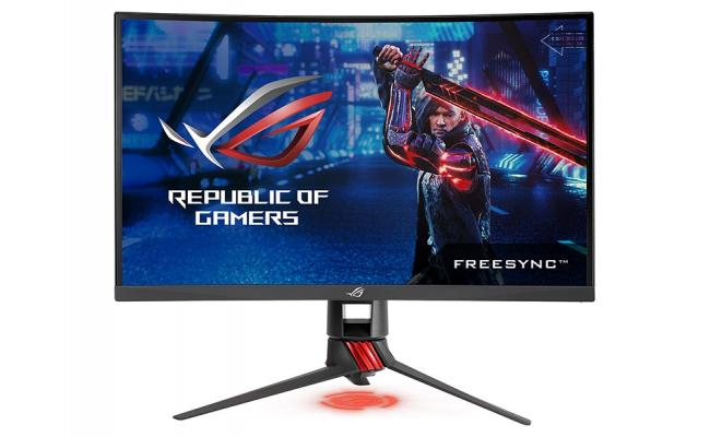 ASUS ROG Strix XG27VQ Curved Gaming Monitor – 27 inch FHD 144HZ 1MS