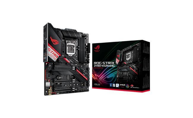 ASUS ROG Strix Z490-H Gaming Mother Board