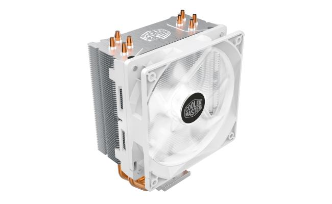 Cooler Master HYPER 212 LED TURBO WHITE EDITION CPU air Cooler
