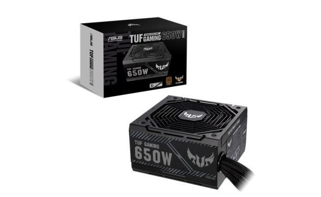 ASUS TUF Gaming 650W 80 PLUS BRONZE Certified Power Supply
