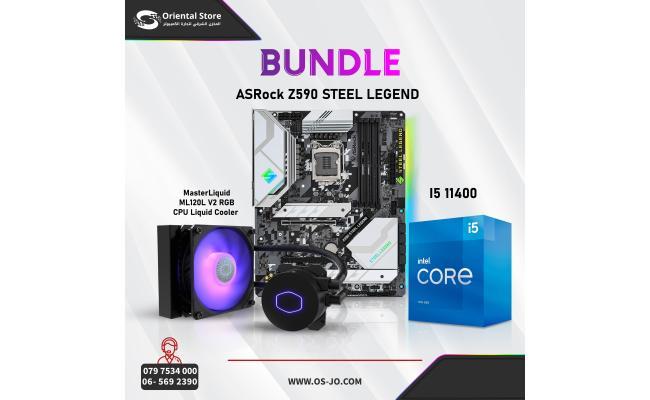 ASUS ROG STRIX B550-F MOTHERBOARD + AMD RYZEN 5 5600X PROCESSOR (BUNDLE)