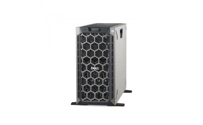PowerEdge T440 Tower Server Intel® Xeon® Silver 4210 11MB Cache 8 CORE , 16 THREADS