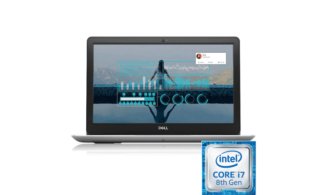 Dell Inspiron 5583 Intel® Core™ i7-8565U - 8TH GEN 4Gb Graphics  Card