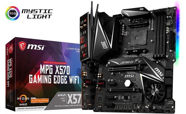 MSI AMD RYZEN MPG X570 GAMING EDGE WIFI BCIE 4.0