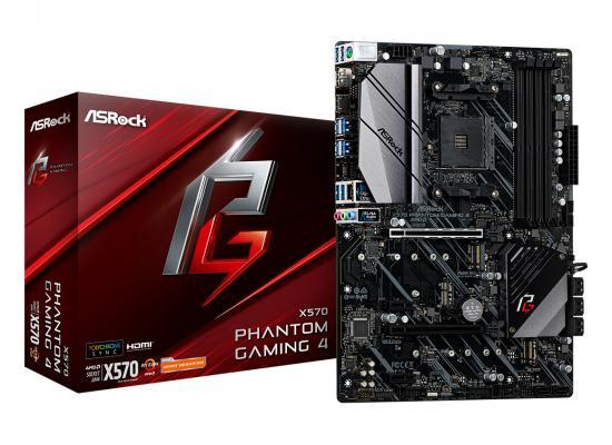 ASROCK X570 Phantom Gaming 4 ATX Motherboard