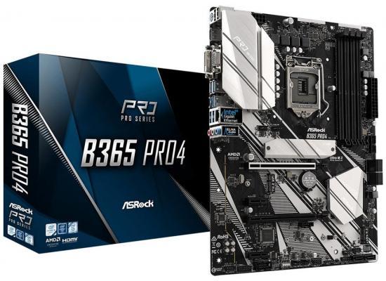 ASROCK B365 Pro4 2 Ultra M.2 ATX Motherboard LGA1151