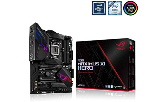 ASUS Z390 ROG MAXIMUS XI HERO ATX GAMING Motherboard