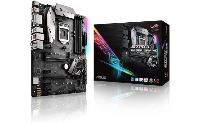 ROG STRIX B250F GAMING ,LGA1151 for 7th/6th DDR4 RAM M.2 ATX Motherboard