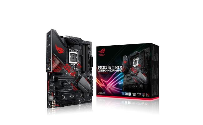 Asus ROG STRIX Z390-H GAMING - Motherboard - ATX - LGA1151 Socket